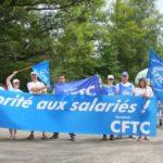 Tour de France - Point Bleu CFTC