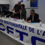 Congrès de l'Union Départementale CFTC de l'Ain - 23 septembre 2011