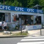Tour de France 2014 - Point bleu CFTC