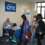 Salon de l'Artisanat Rhône-Alpes - Saint Etienne - 2012 - stand CFTC