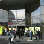 Salon de l'Artisanat Rhône-Alpes - Saint Etienne - entrée du Salon 2012