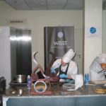 Salon Artisanat Rhône-Alpes - Saint Etienne - 2012 - stand chocolatier
