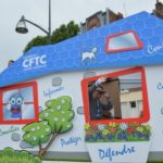 Tour de France 2014 _ Caravane CFTC