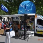 Point Bleu CFTC - Tour de France 2013