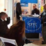 Salon des CE - Stand CFTC - Palais des Congrès - CIté Internationale - Lyon