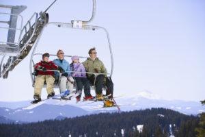 Ski télésiège